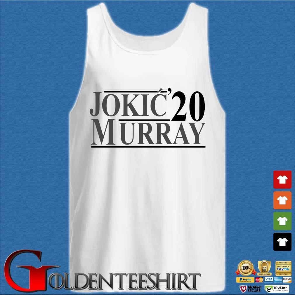 Jokic '20 Murray tee s Tank top trắng