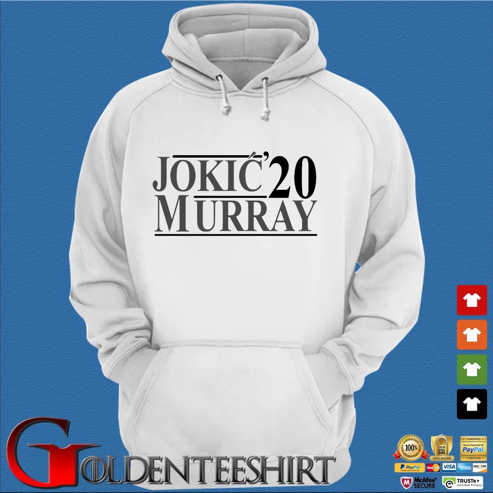 Jokic '20 Murray tee s Trang Hoodie