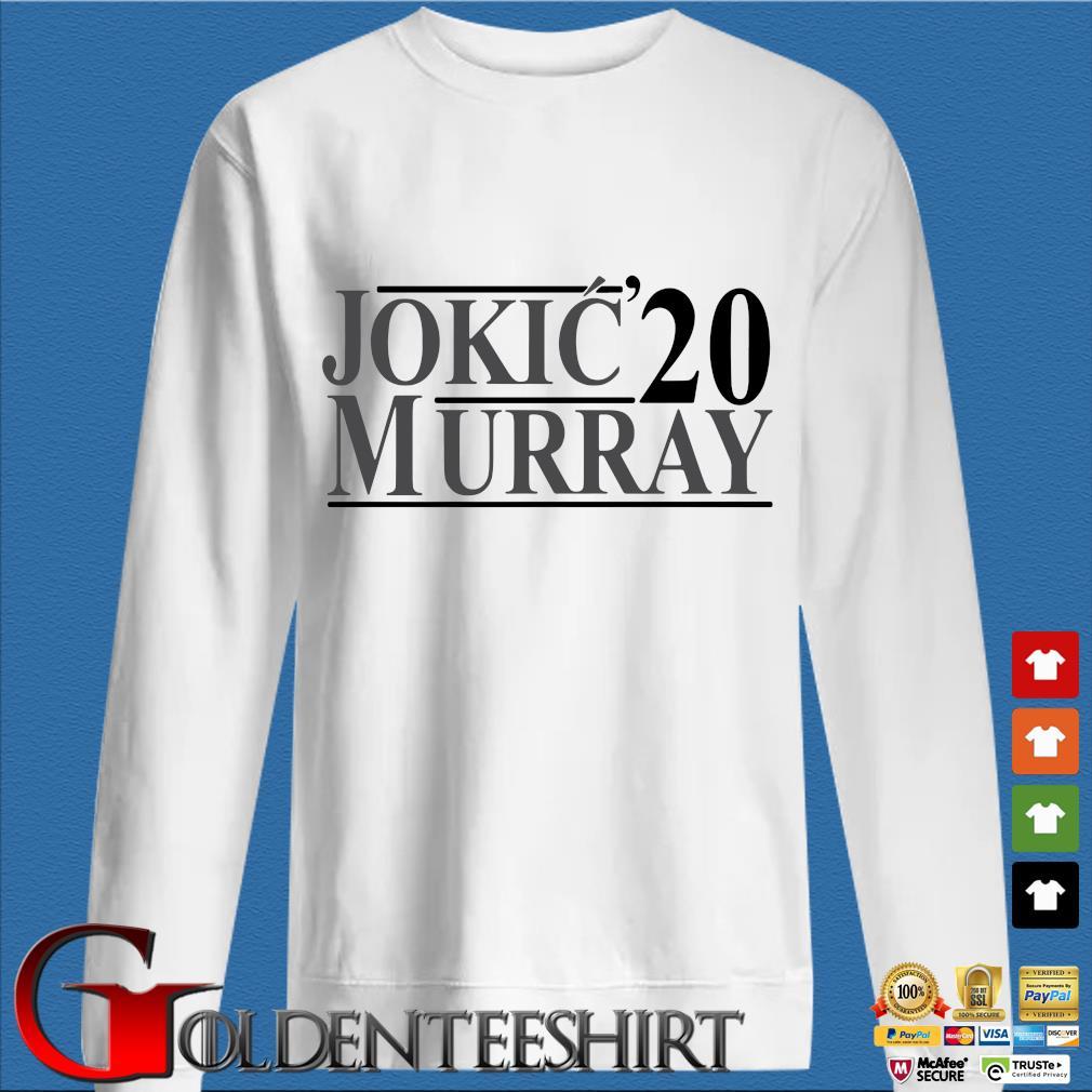 Jokic '20 Murray tee shirt