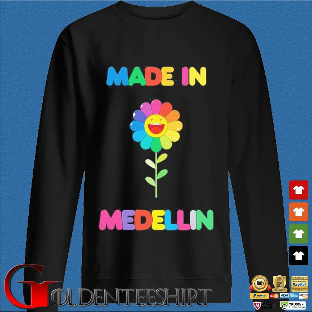 LGBT colour lovely made in medellin shirt