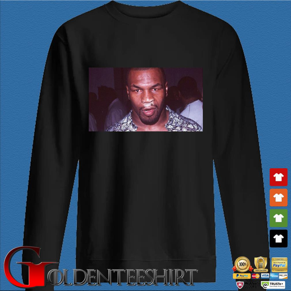 Mike Tyson Thacala Bolthita Smooth Shirt