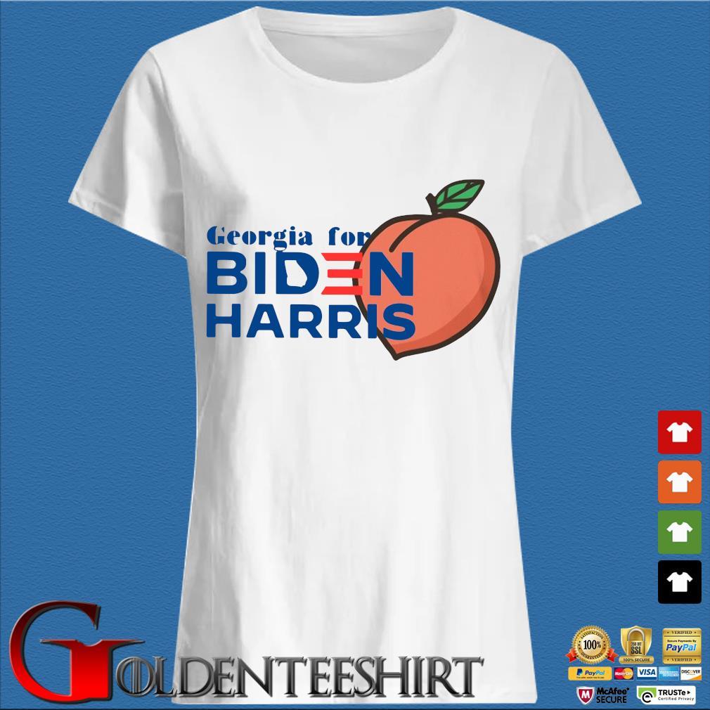 Peaches Georgia for Biden Harris s Trang Ladies