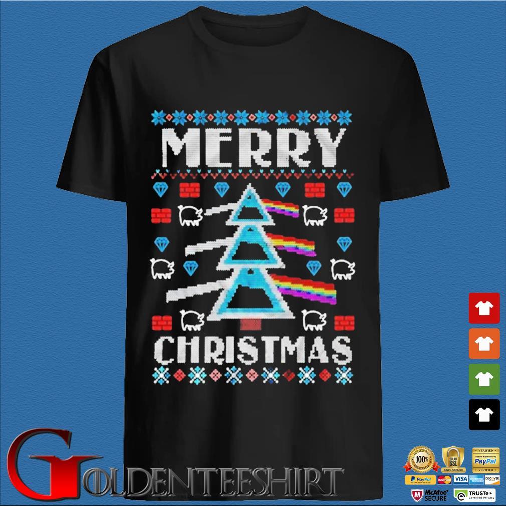 Pink Floyd Merry Christmas Ugly Christmas sweater den Shirt