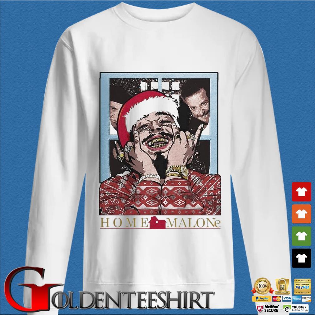 Post Malone Home Malone Christmas Sweater