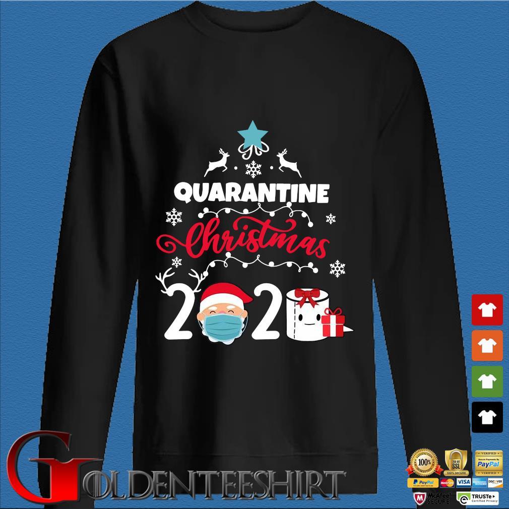 Quarantine Christmas 2020 sweater