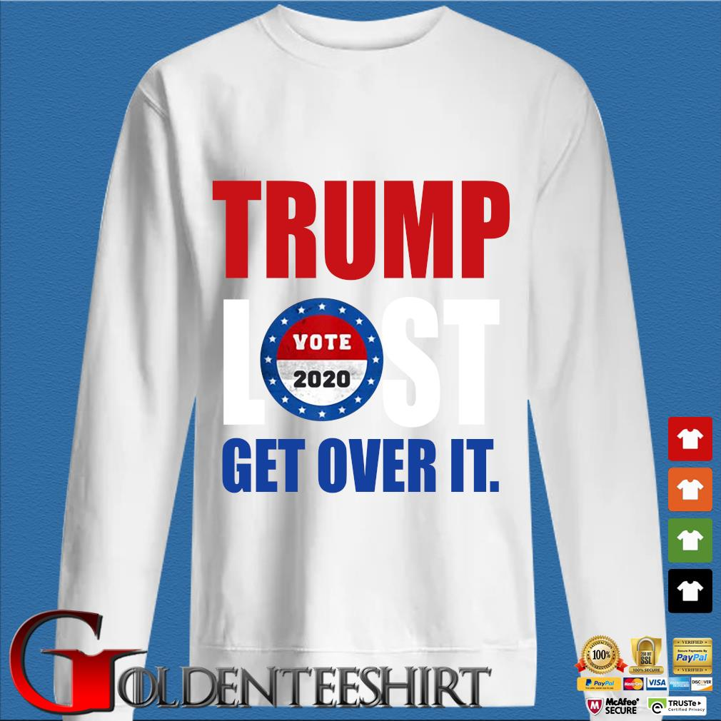 Trump lost Biden election 2020 winner shirt