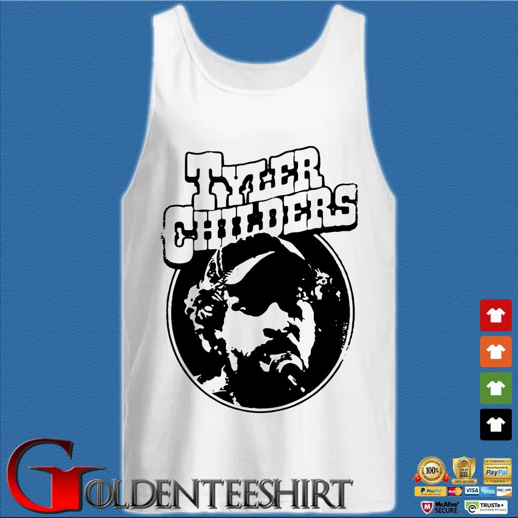 Tyler Childers Bluegrass Music Shirt Tank top trắng