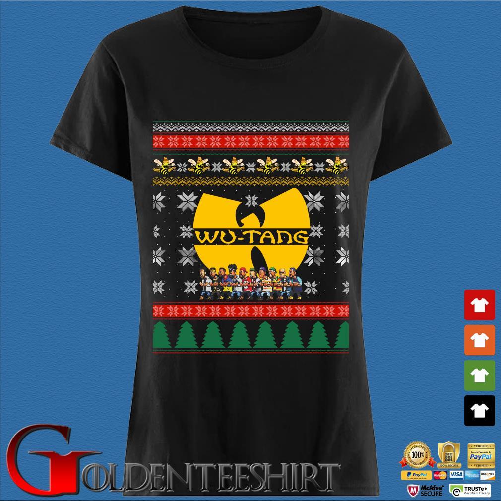 Wu Tang Ugly Christmas 2020 Sweater Den Ladies