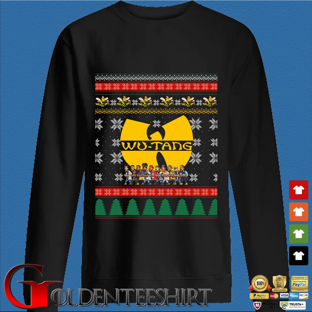 Wu Tang Ugly Christmas 2020 Sweater