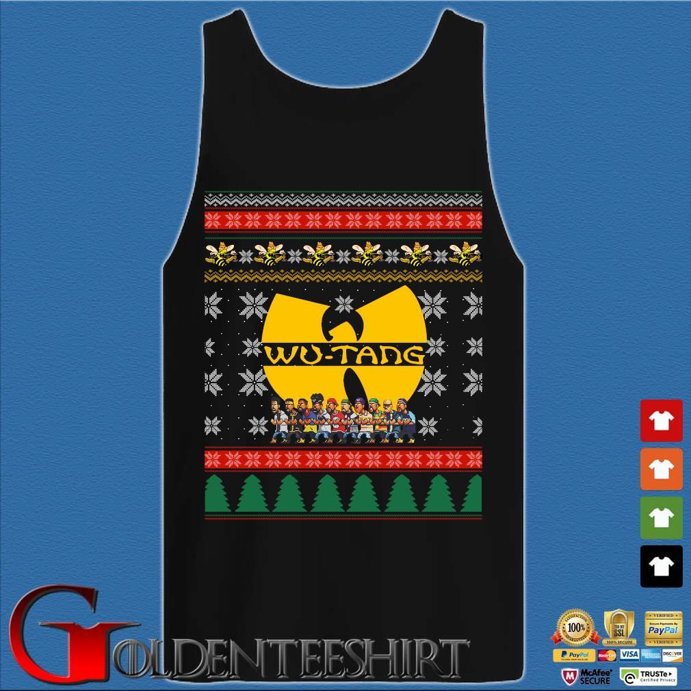 Wu Tang Ugly Christmas 2020 Sweater Tank top den