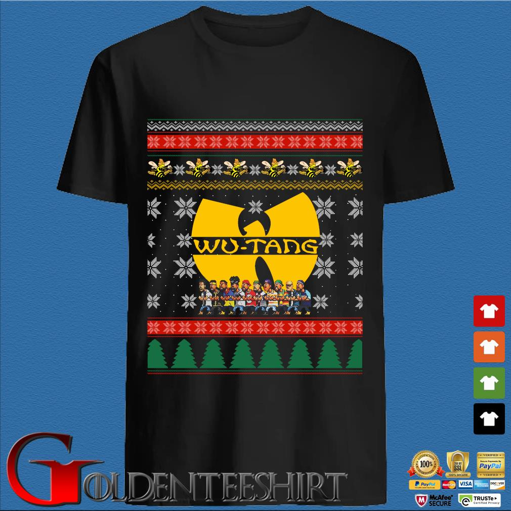 Wu Tang Ugly Christmas 2020 Sweater den Shirt