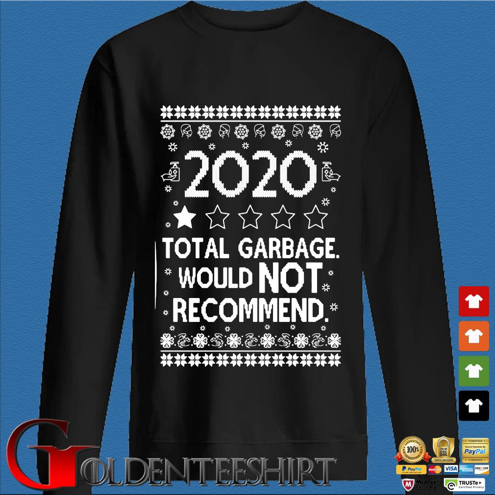 2020 total garbage would not recommend Ugly Christmas sweater