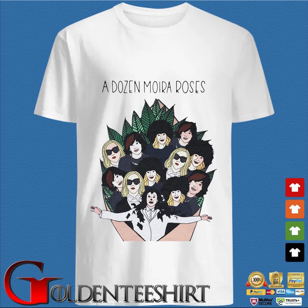 A Dozen Moria Roses Shirt trang Shirt