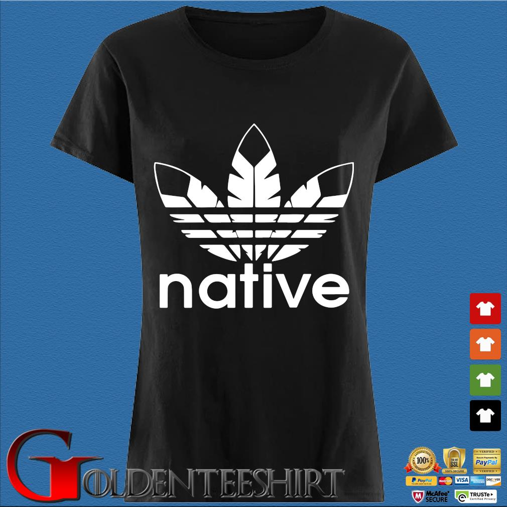 Adidas Native Shirt Den Ladies