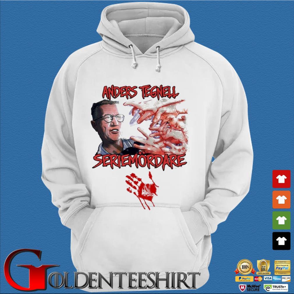 Anders Tegnell Serie Mordrake Shirt Trang Hoodie