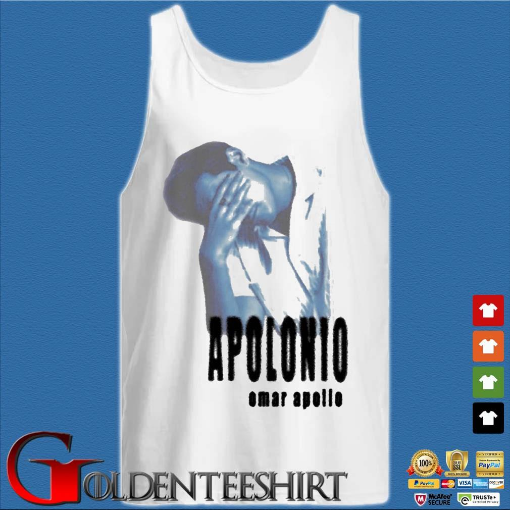 Apolonio Omar Apollo Shirt Tank top trắng