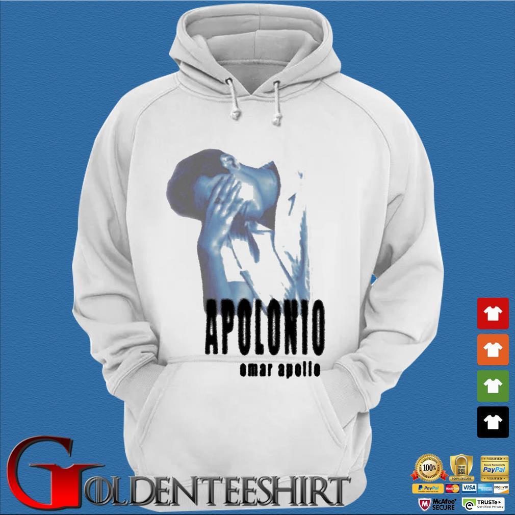 Apolonio Omar Apollo Shirt Trang Hoodie