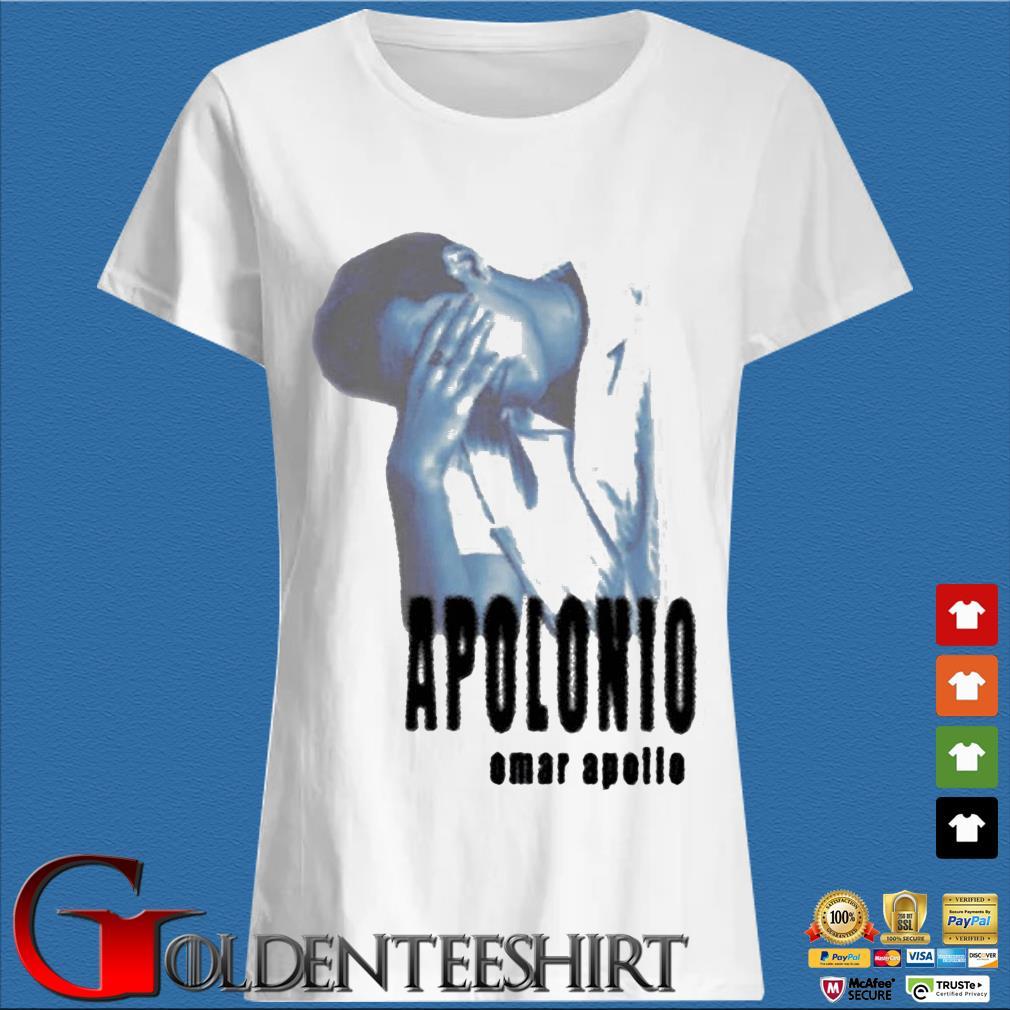 Apolonio Omar Apollo Shirt Trang Ladies