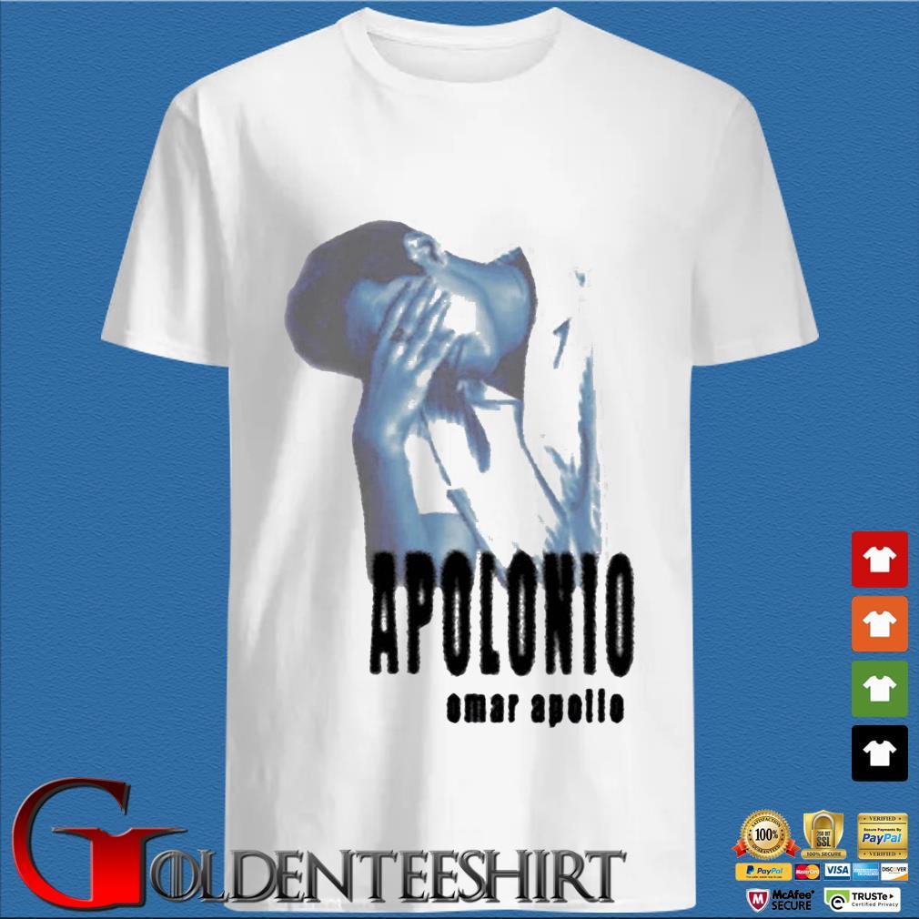 Apolonio Omar Apollo Shirt trang Shirt