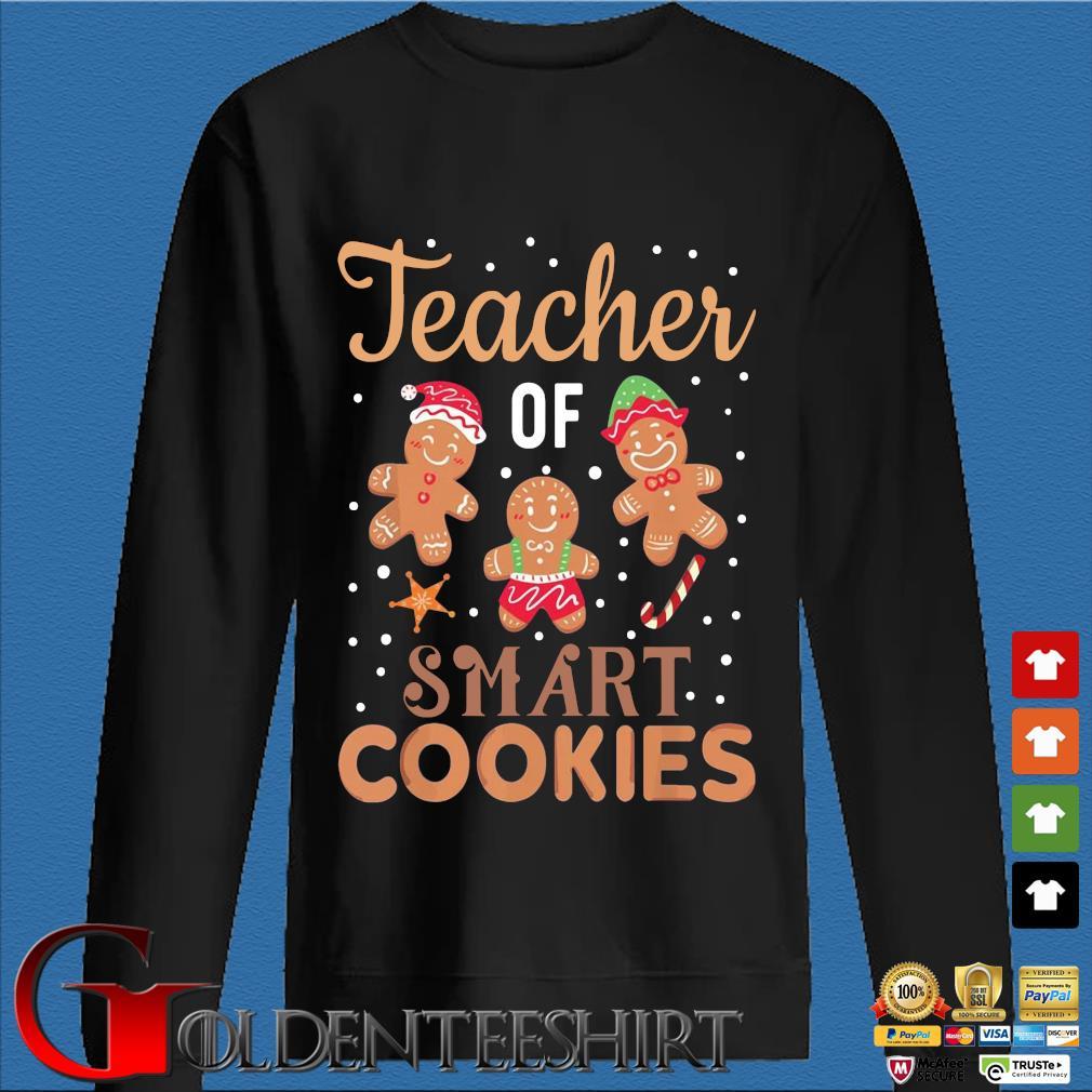 Teacher of smart cookies Christmas sweater