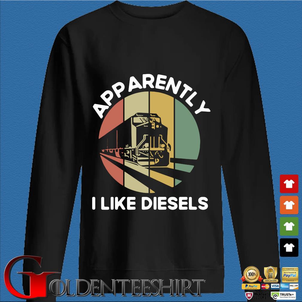 Apparently I like diesels vintage shirt