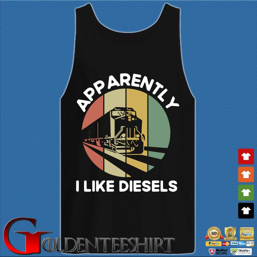 Apparently I like diesels vintage s Tank top den