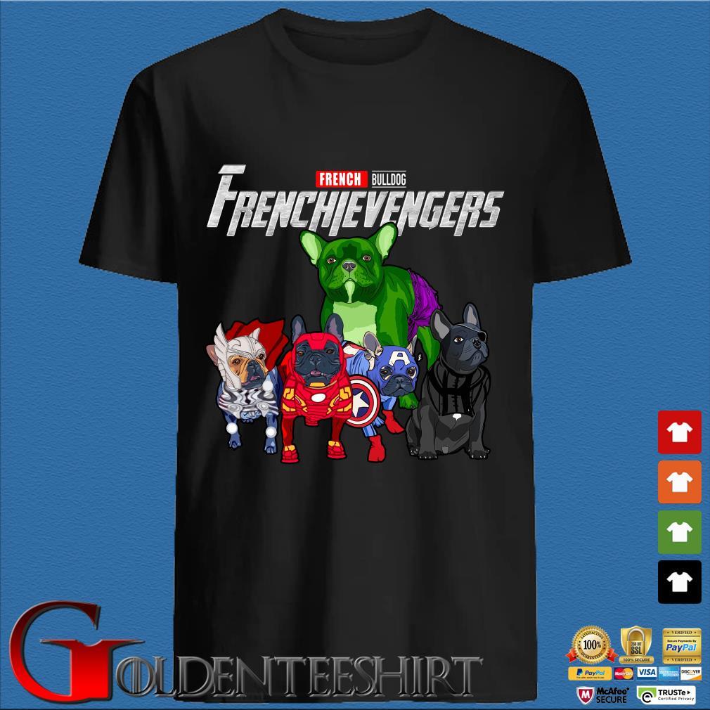 Avenger Frenchbulldog Frenchievengers shirt