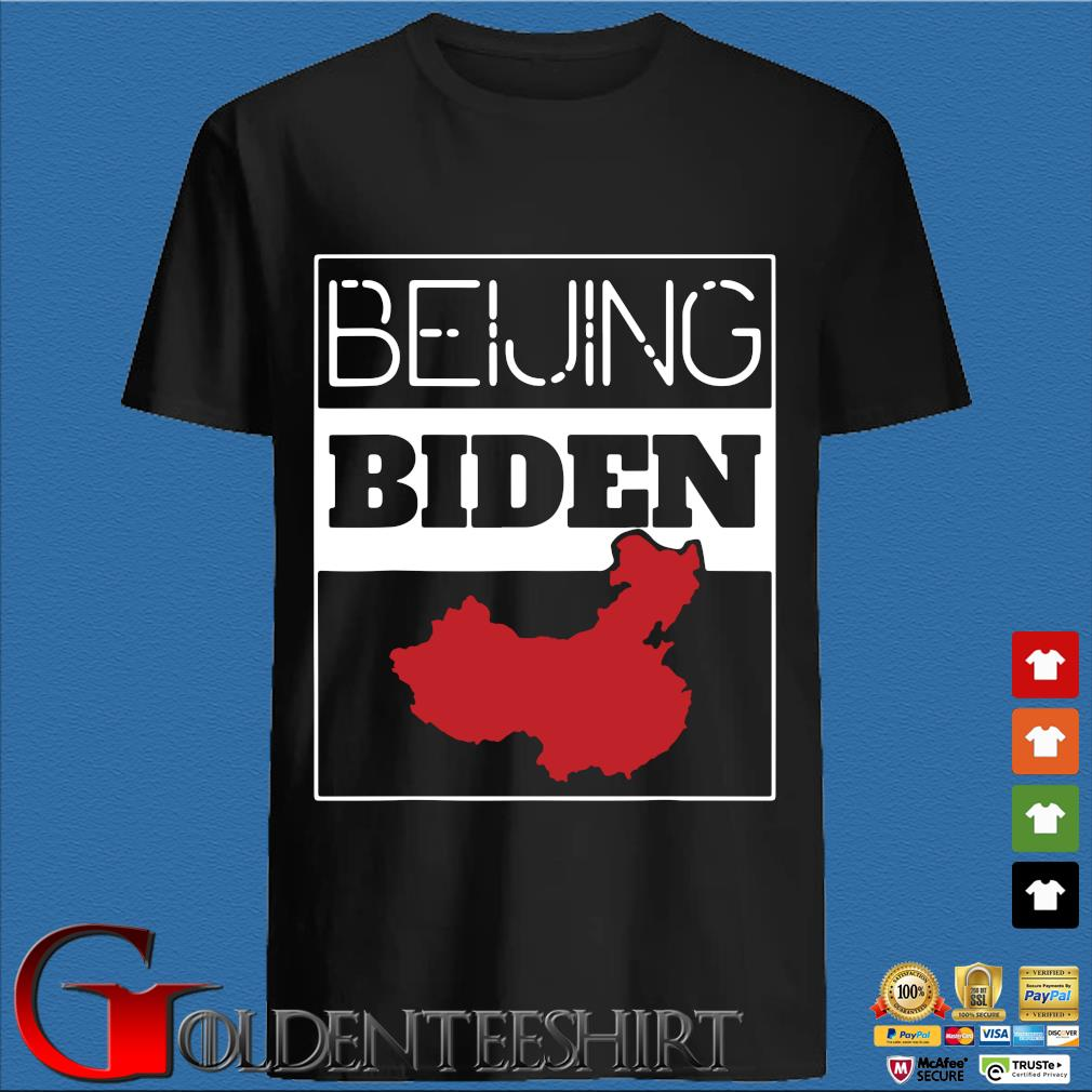 Beijing Joe Biden shirt
