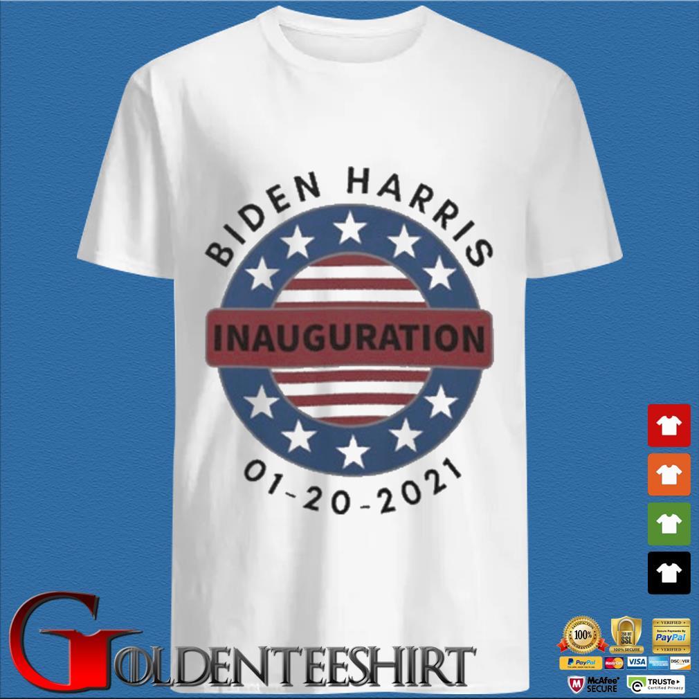 Biden Harris inauguration 01-20-2021 tee shirt