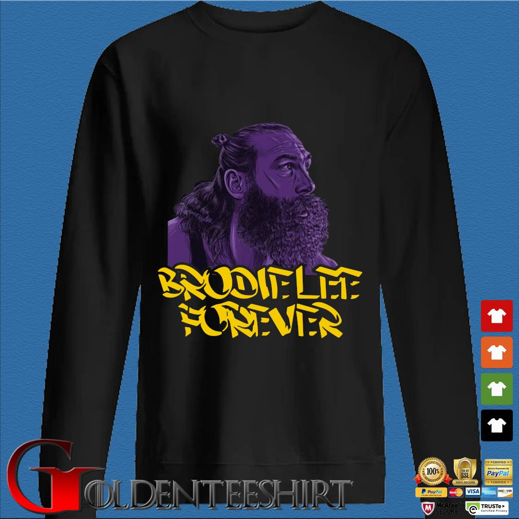 Brodie lee forever Shirt Den Sweater