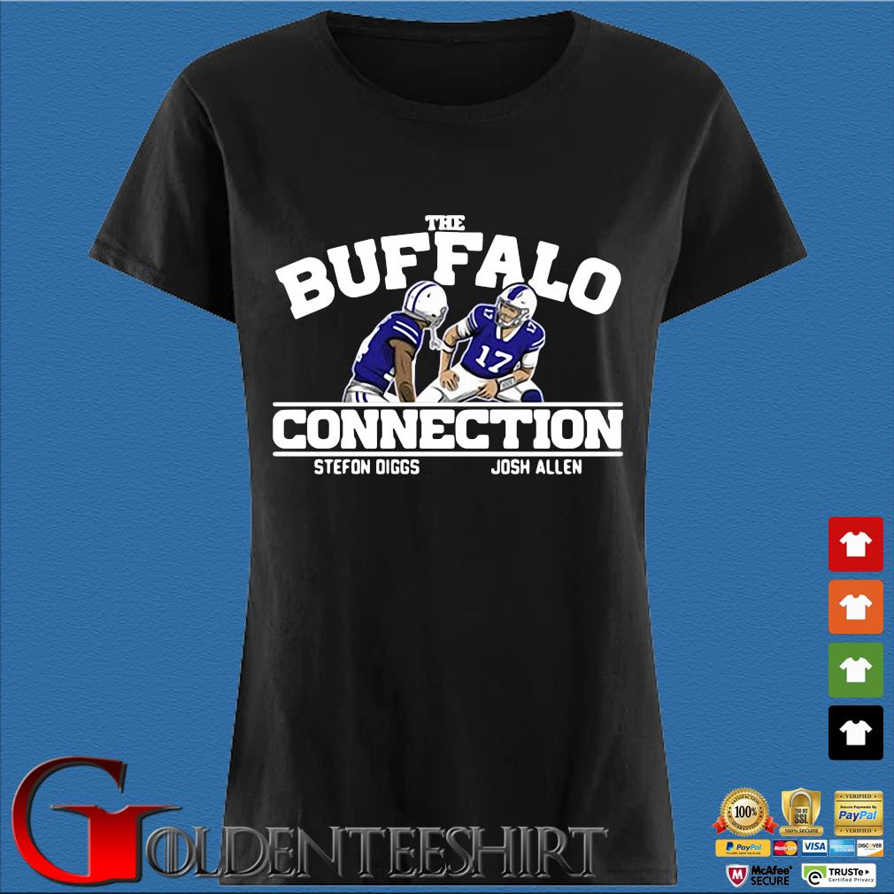 Buffalo Bills connection Stefon Diggs Josh Allen s Den Ladies