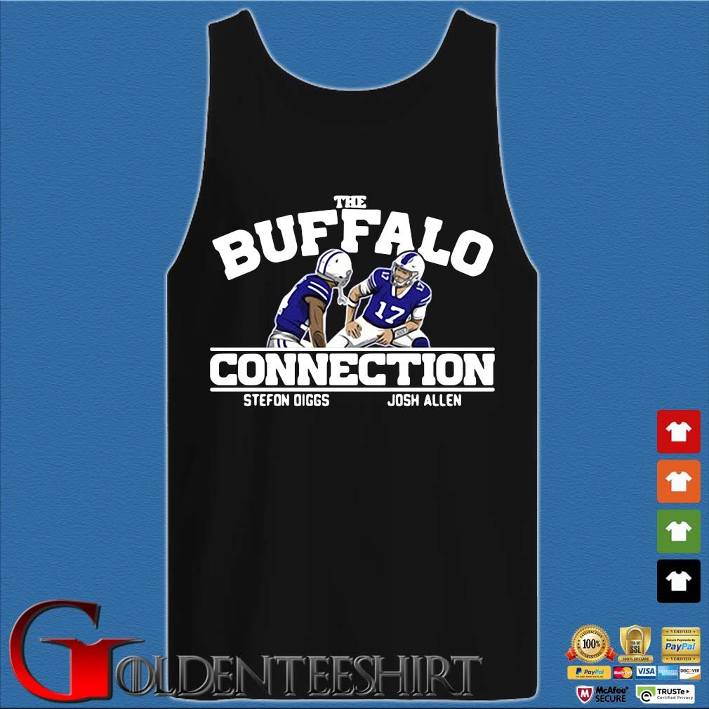Buffalo Bills connection Stefon Diggs Josh Allen s Tank top den
