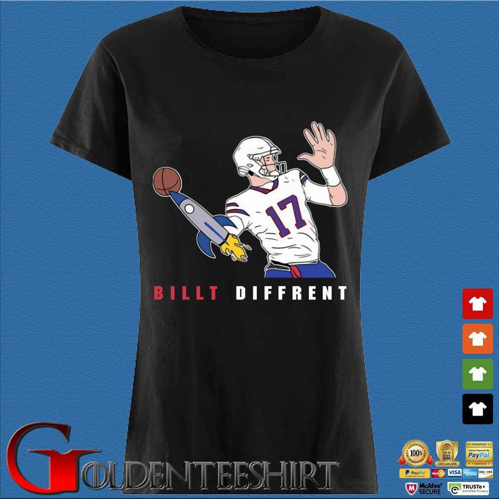 Buffalo Bills Josh Allen billt different s Den Ladies