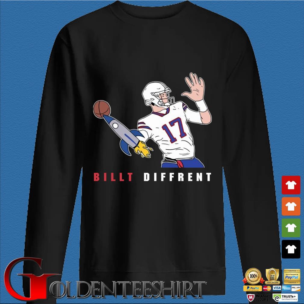 Buffalo Bills Josh Allen billt different s Den Sweater