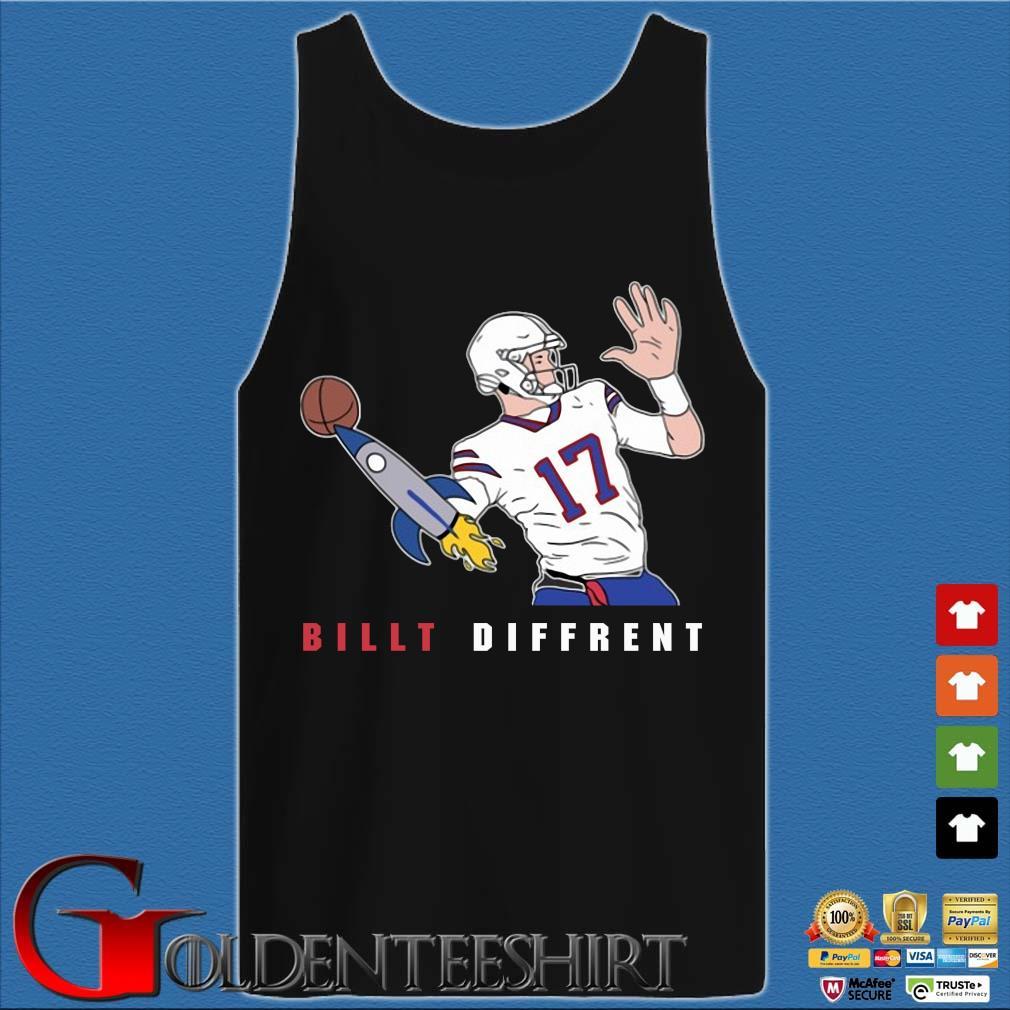 Buffalo Bills Josh Allen billt different s Tank top den