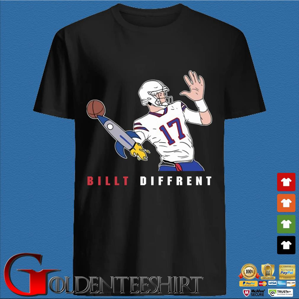 Buffalo Bills Josh Allen billt different shirt