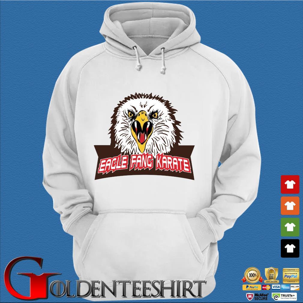 Eagle fang karate s Trang Hoodie