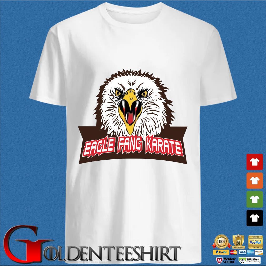 Eagle fang karate shirt