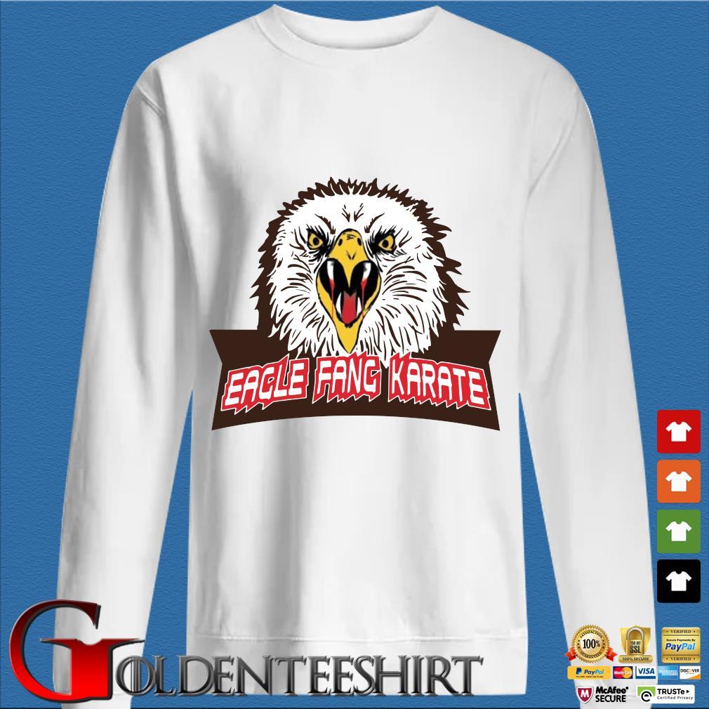 Eagle fang karate s trang Sweater