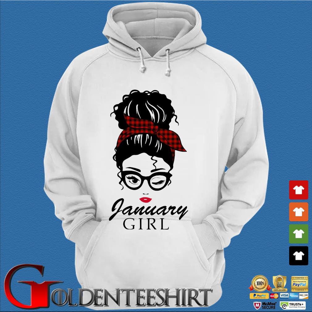 January girl 2021 s Trang Hoodie
