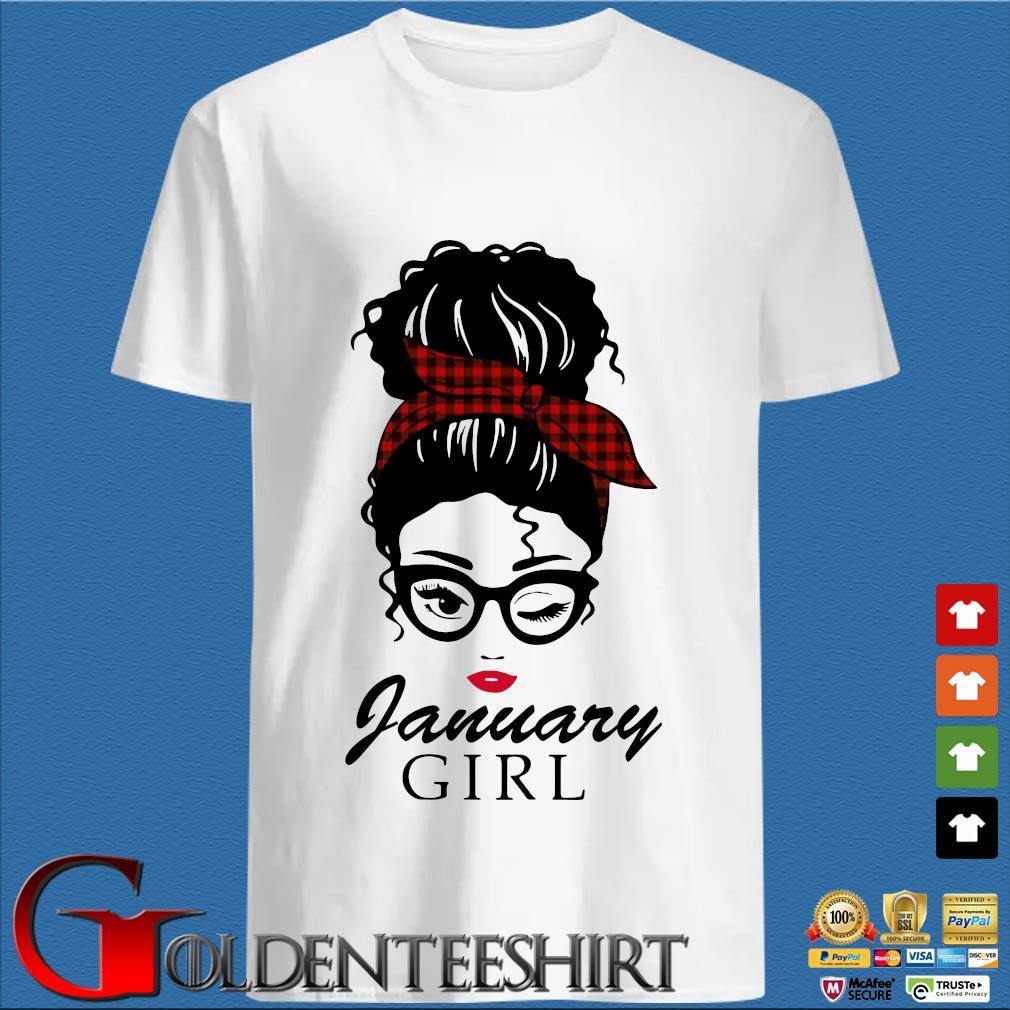 January girl 2021 shirt