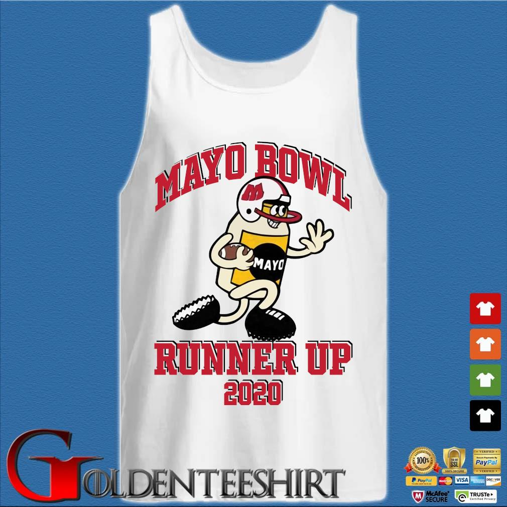Official Mayo Bowl runner up 2020 s Tank top trắng