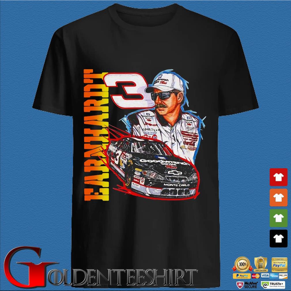 Vintage 90s Dale Earnhardt Nascar shirt