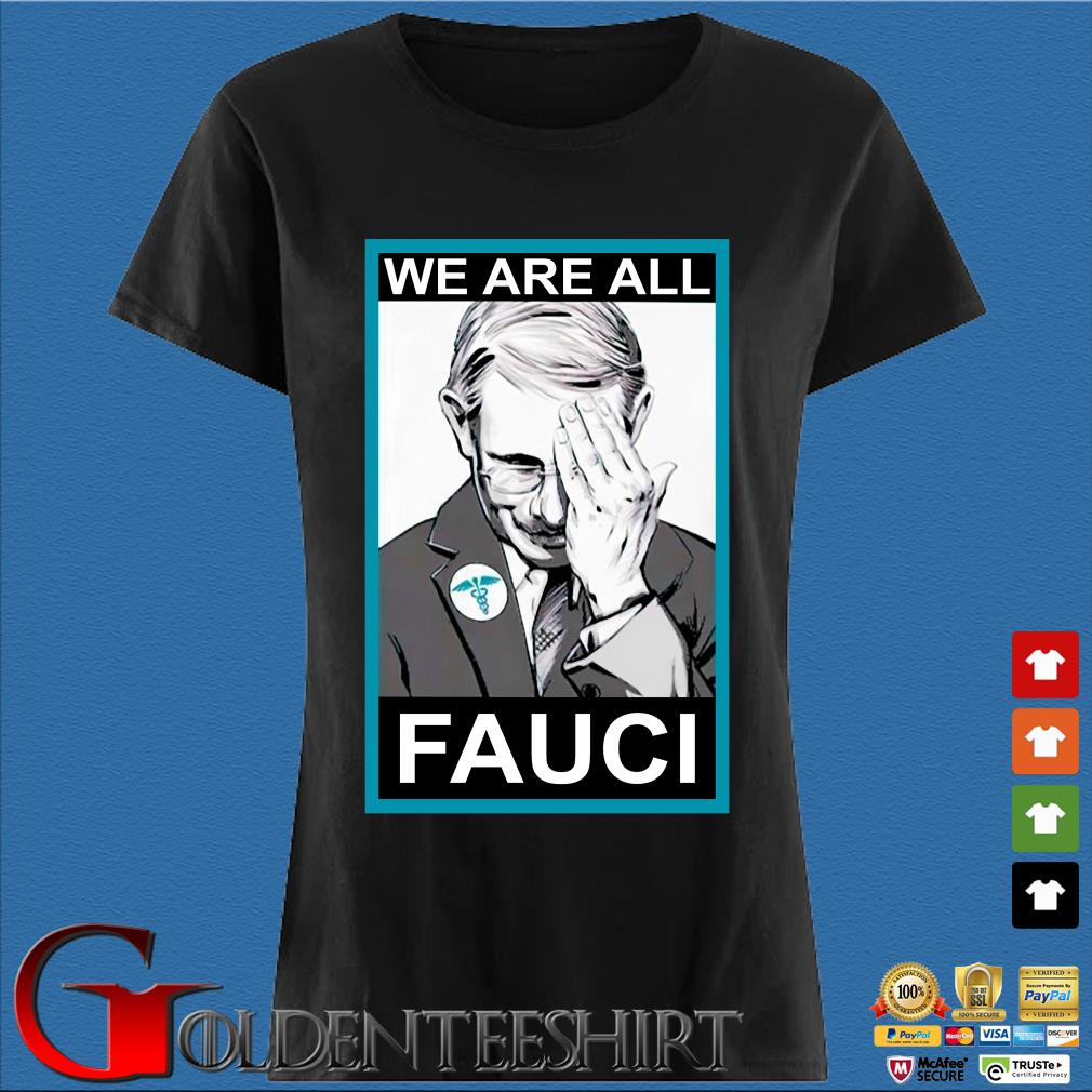 We are all Dr Fauci s Den Ladies