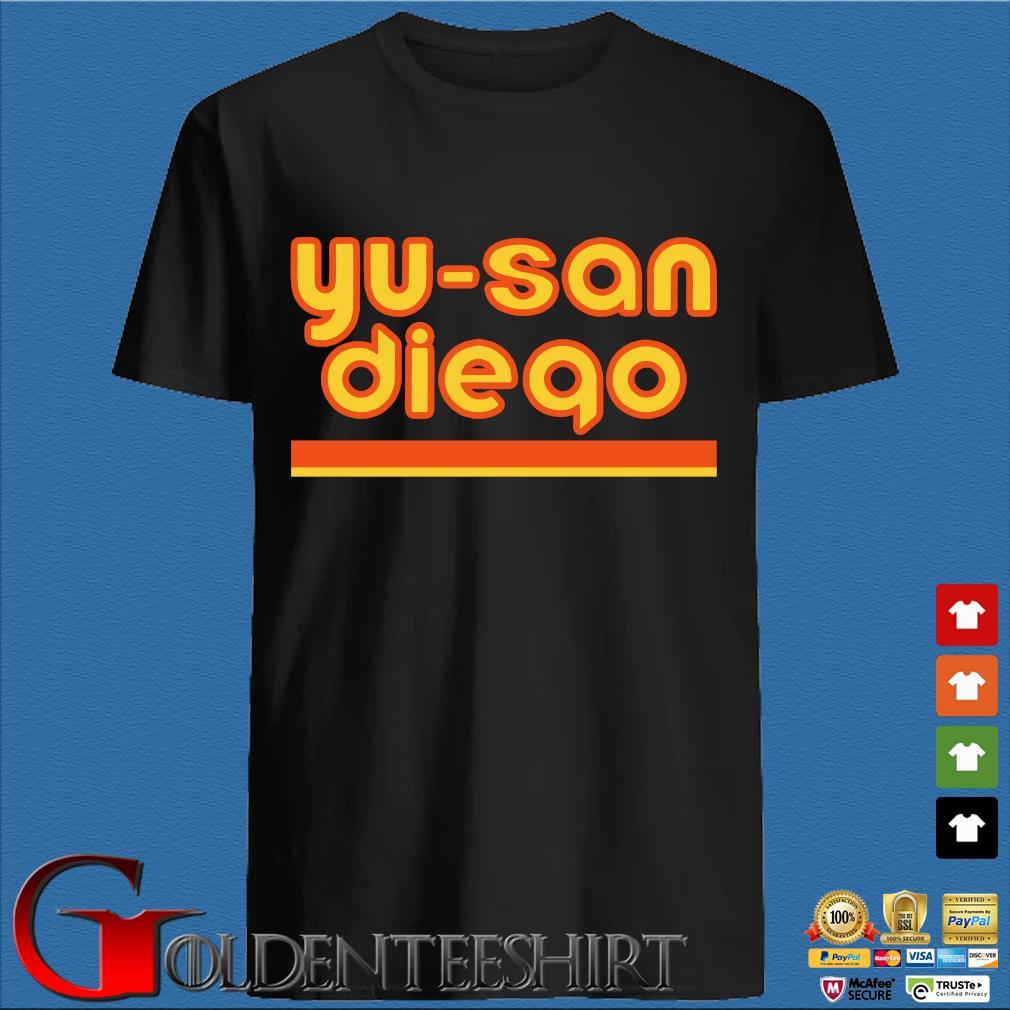 Yu-San Diego shirt