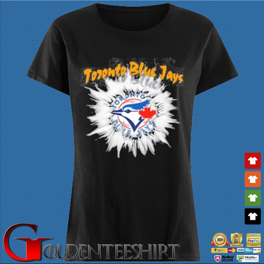 Toronto Blue Jays MLB Baseball Adoring Fan Rip Sports s Den Ladies