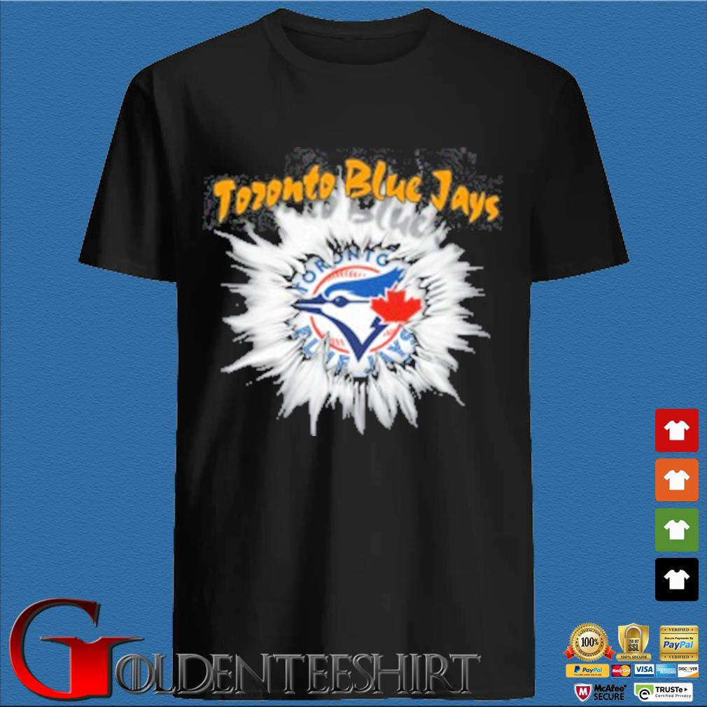 Toronto Blue Jays MLB Baseball Adoring Fan Rip Sports shirt