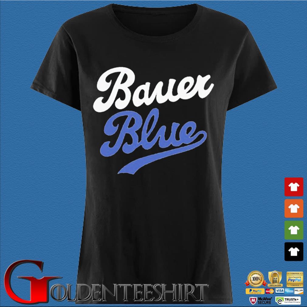 Trevor Bauer Shirt Den Ladies
