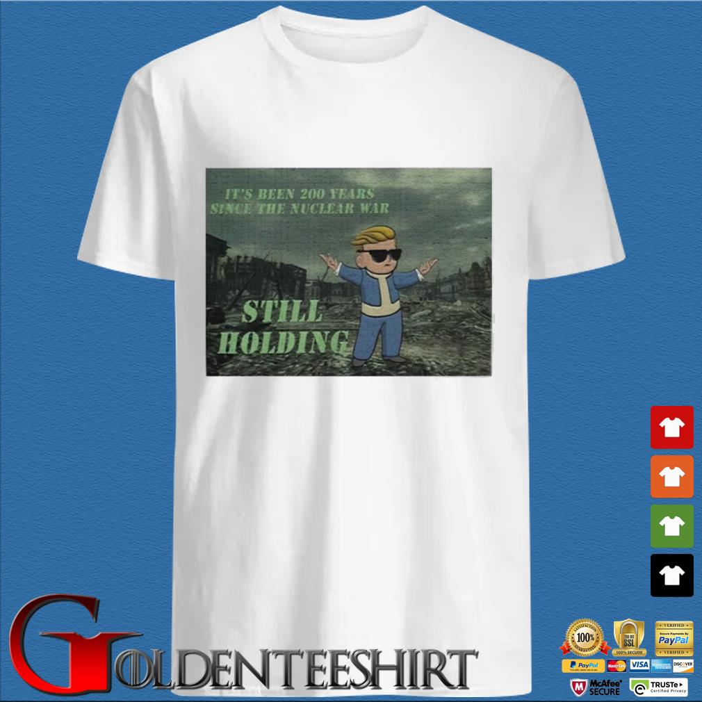 Trump Wallstreetbets Still Holding Shirt